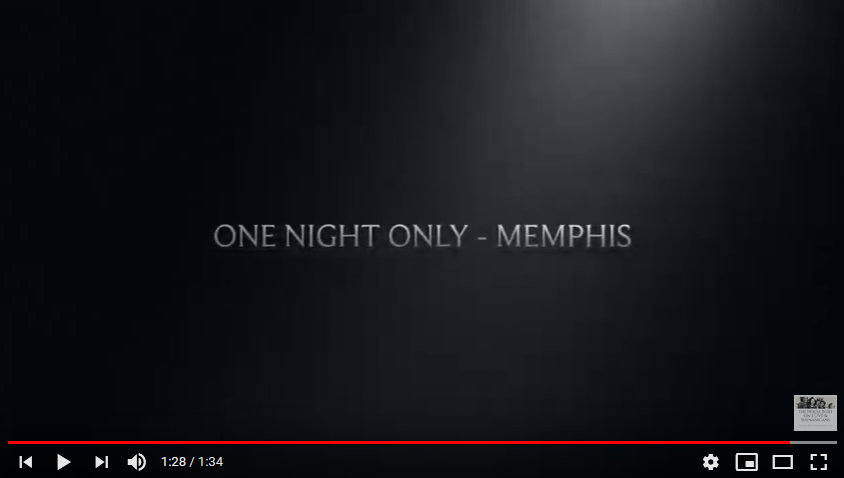 At Home with the Bostons | One Night Only: Memphis