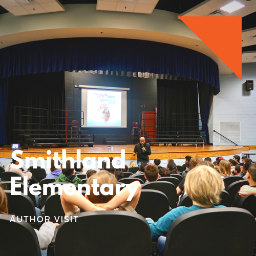 March 21st: Smithland Elementary, Harrisonburg, Virginia