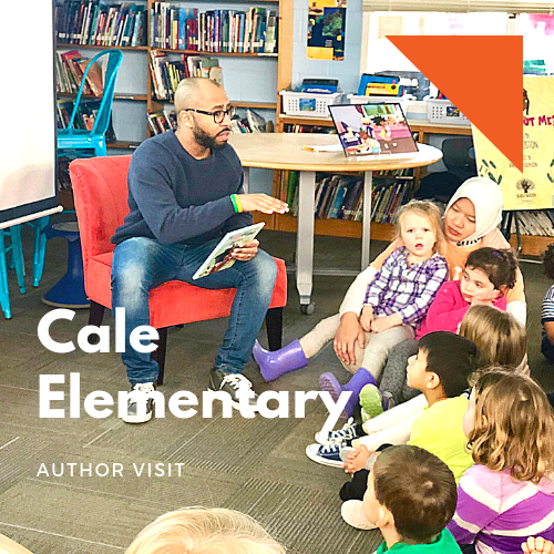 February 22nd: Cale Elementary, Charlottesville, Virginia
