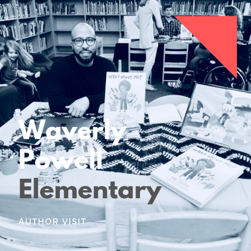 April 9th: Waverly Powell Elementary, Madison, Virginia