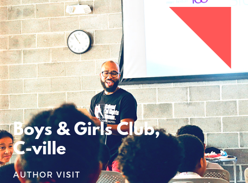 July 25th: Boys & Girls Club, Charlottesville, Virginia