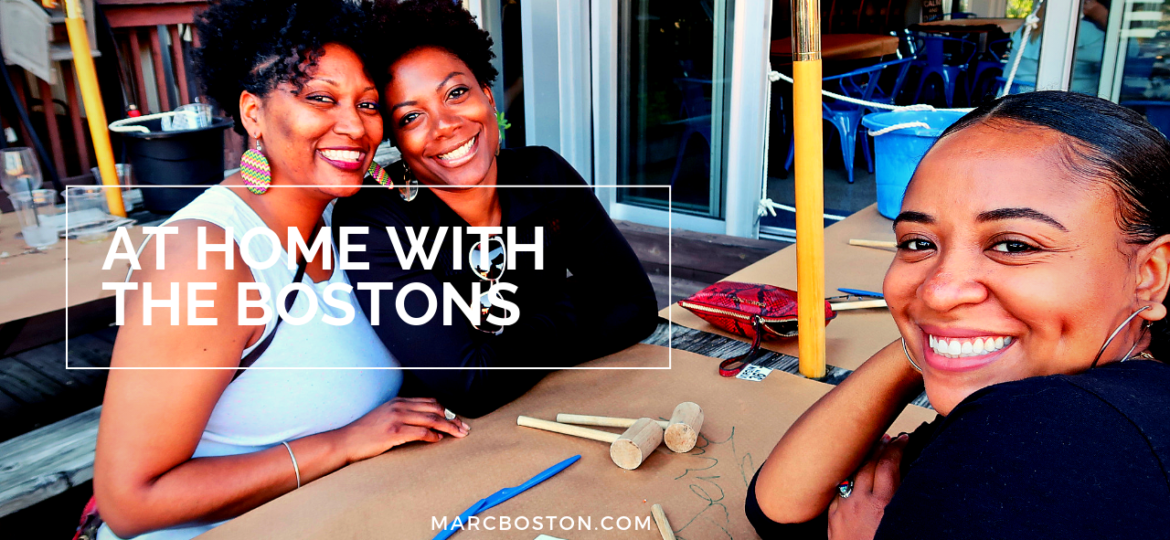 Marc Boston Author Eats and beats in the Baltimore Streets