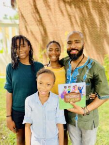 Author Marc Boston A Promise to Grow Westhaven Charlottesville